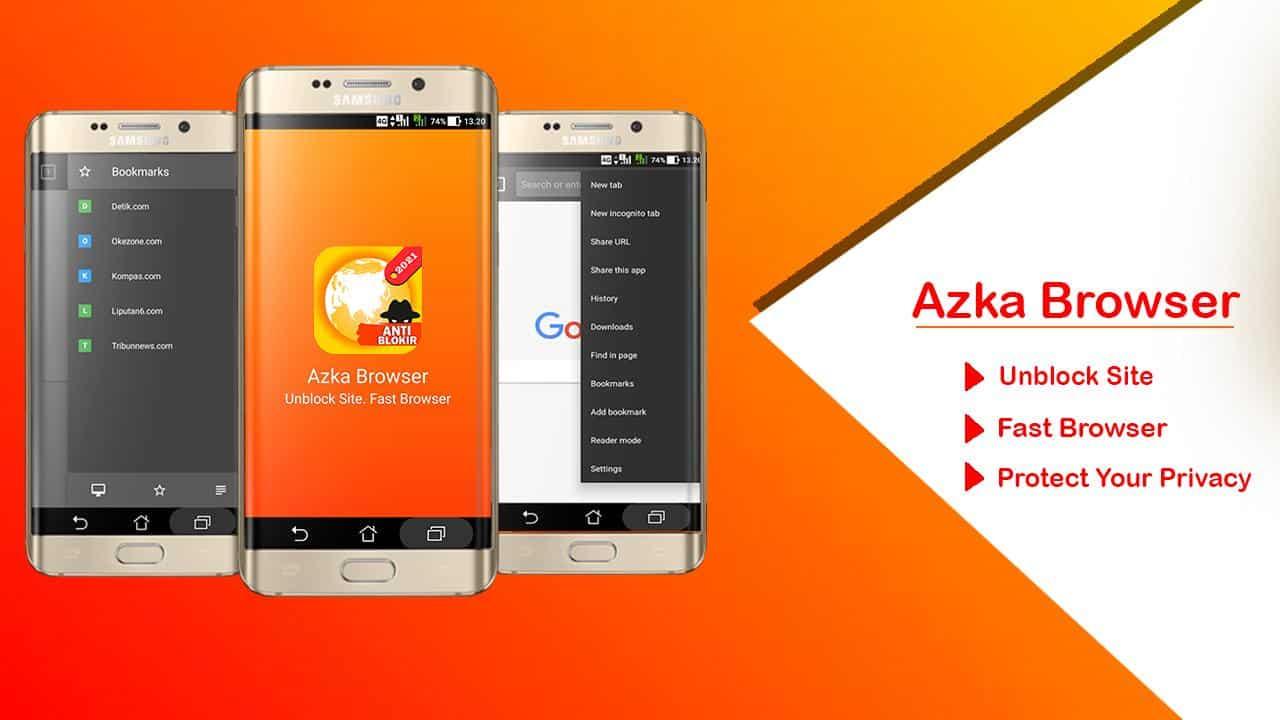 Azka-Browser