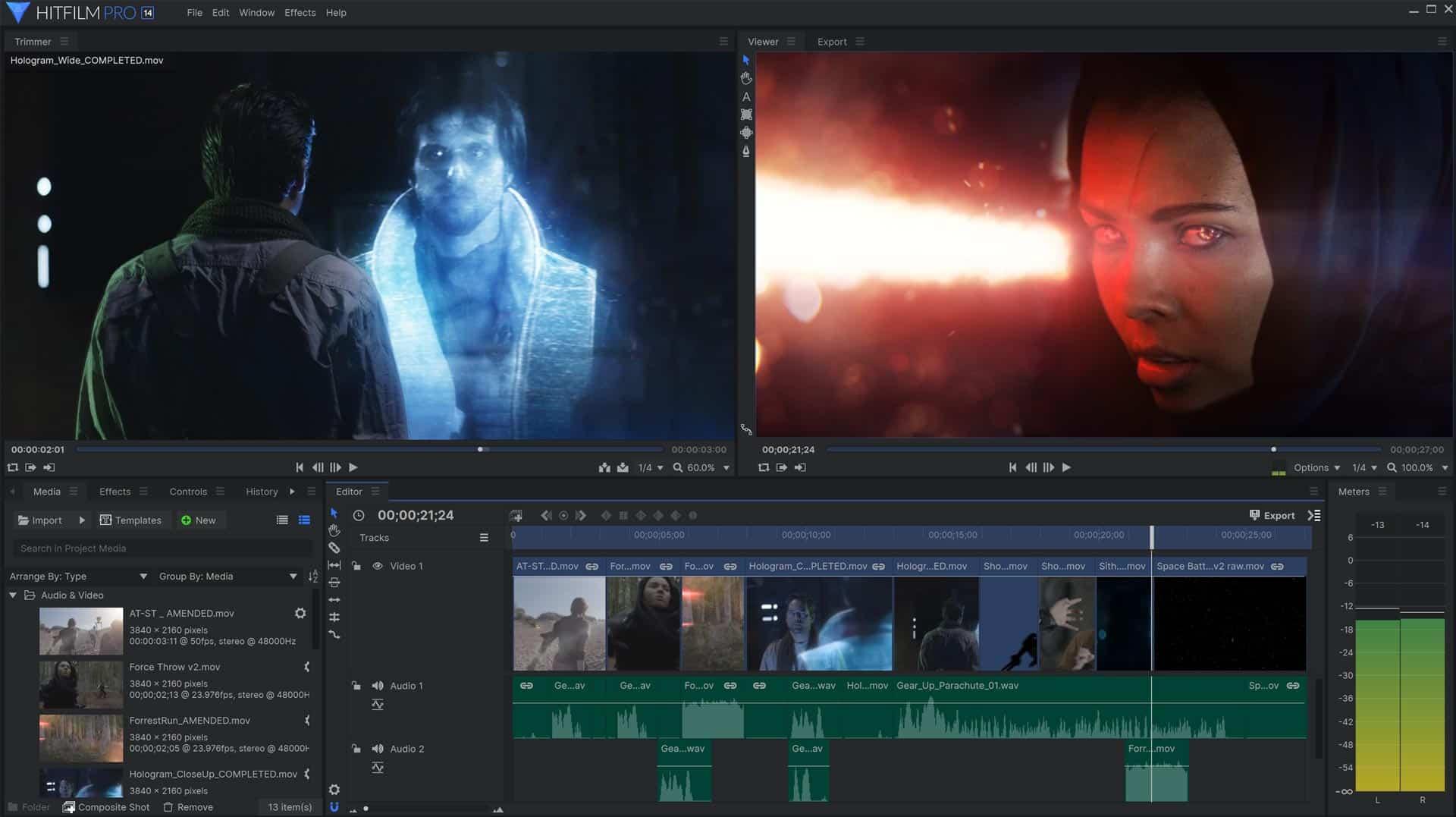 HitFilm-Pro