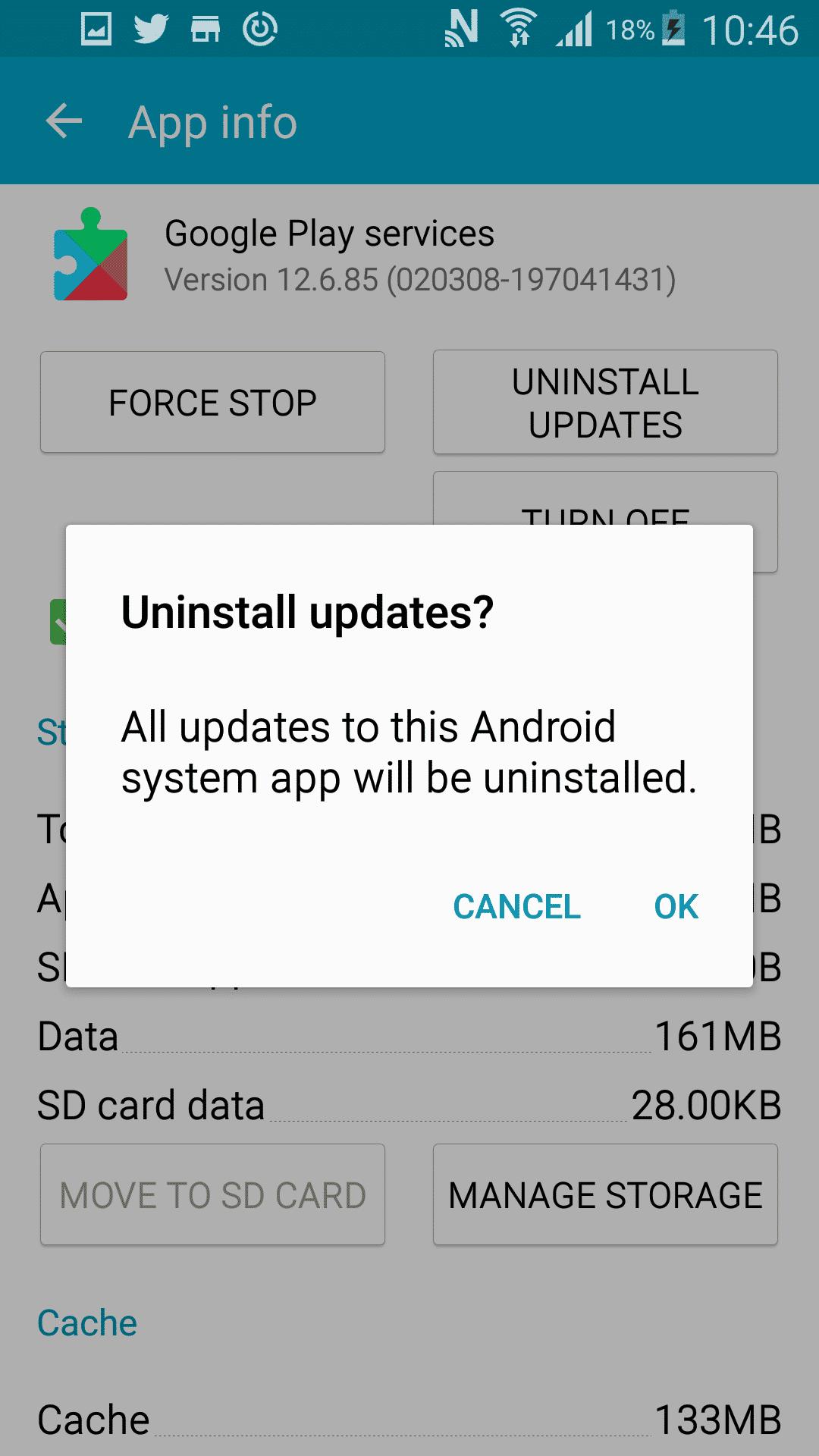 Klik-opsi-Uninstall-Updates-pada-titik-tiga-di-bagian-kanan-layar-atas