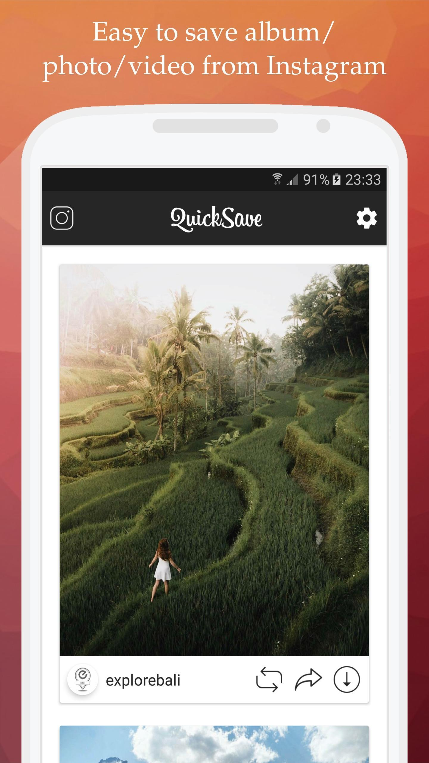 QuickSave-Android