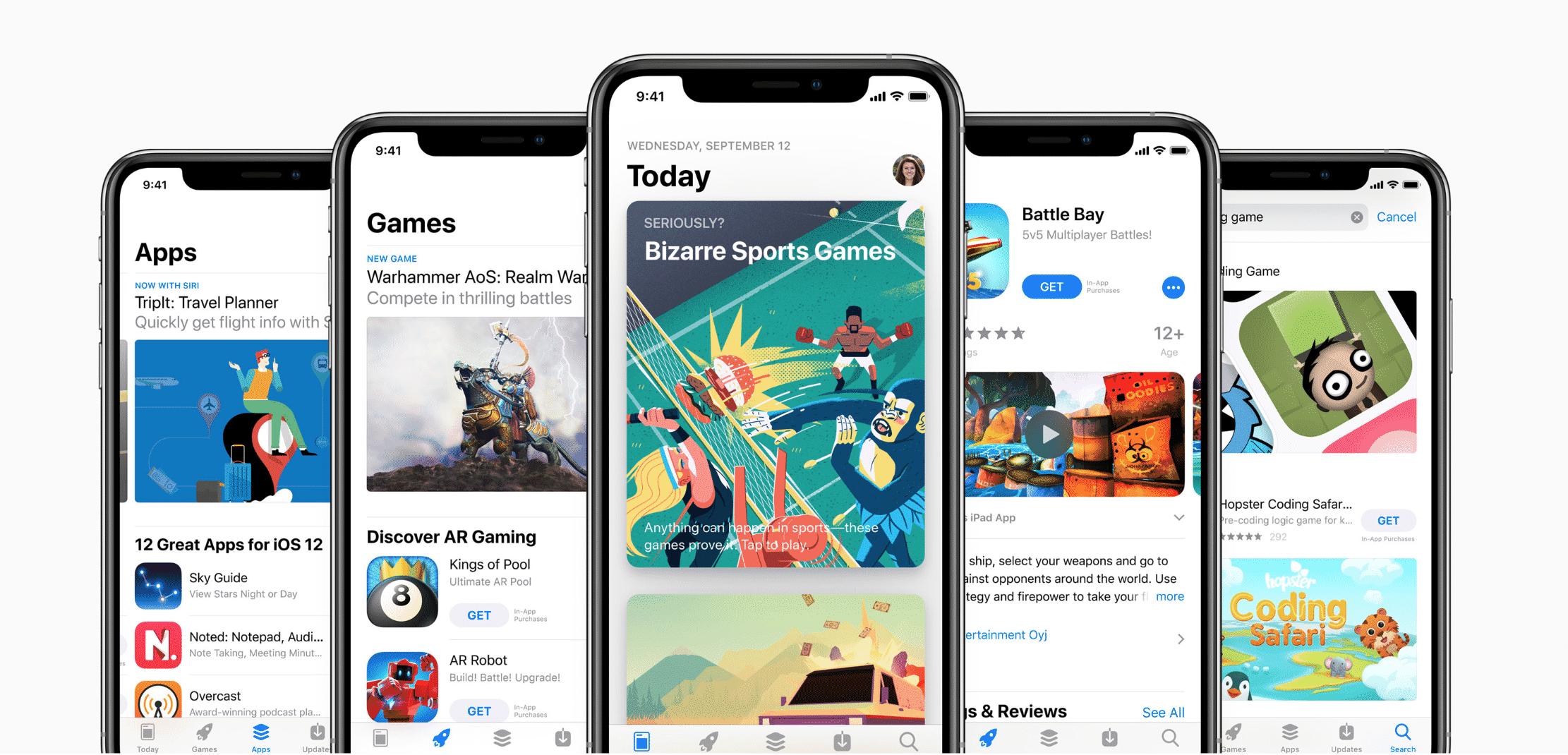 Tidak-Terdapat-App-Store